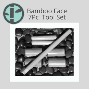 Bamboo Face 7Pc Tool Set
