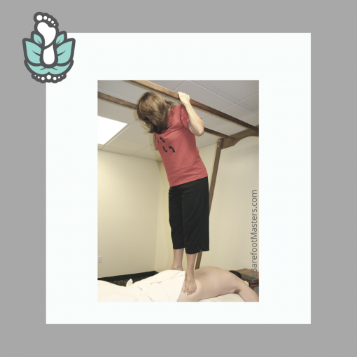 Ashiatsu Bar Advanced Home Study