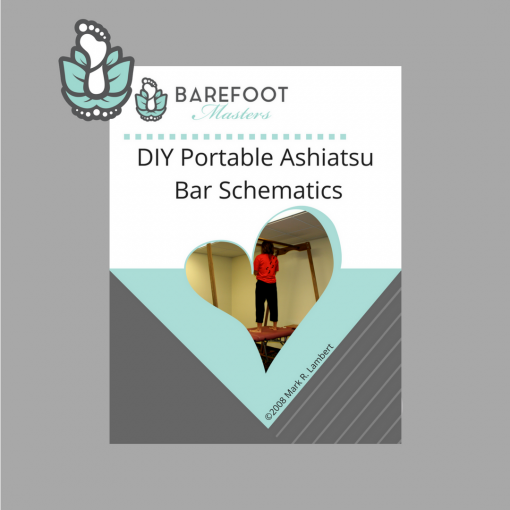 Ashiatsu Portable Bars