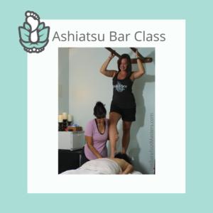 Naples FL Ashiatsu Bar Massage Training Class