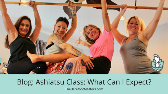 Ashiatsu Massage Training Class: What Should I Expect?