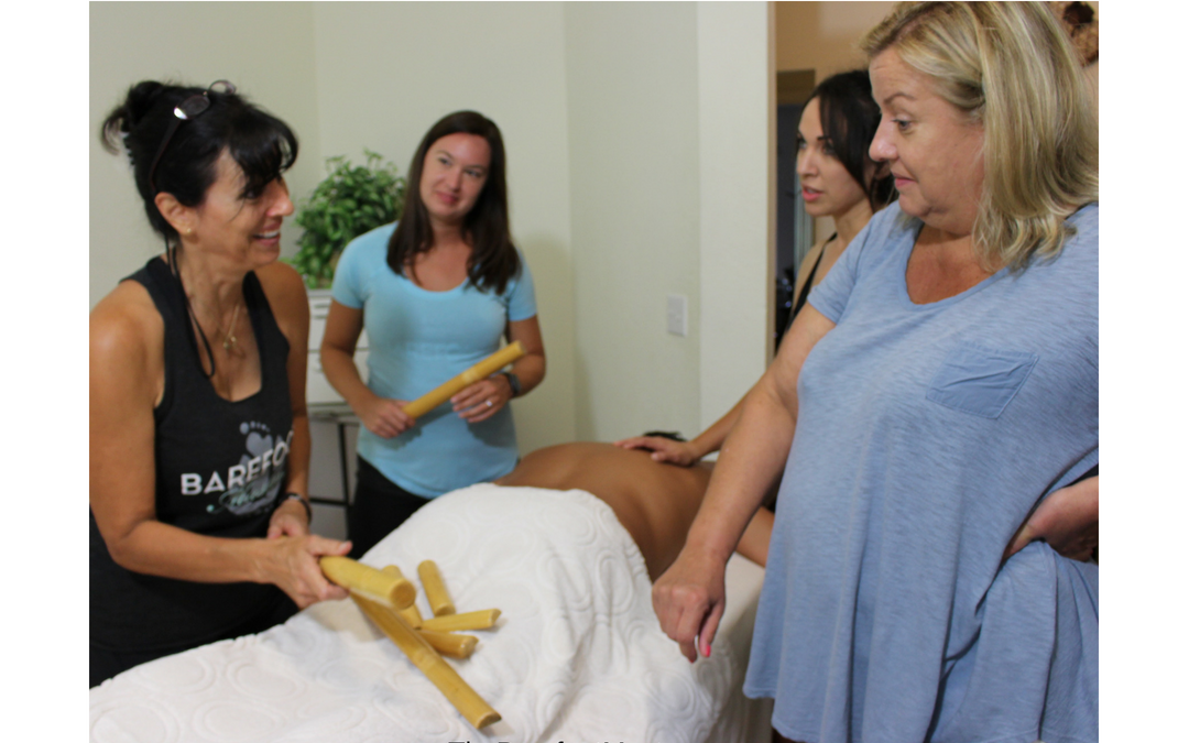What is the History of Bamboo Massage?