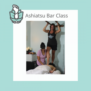 Santa Ynez CA Ashiatsu Massage Training Class