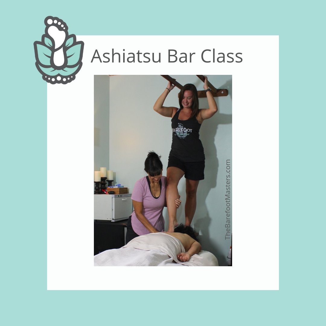 Santa Ynez CA Ashiatsu Massage Training Class