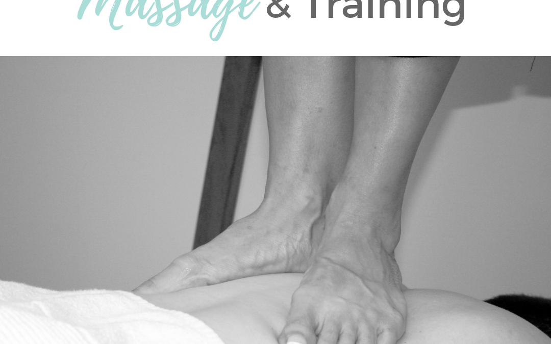 Benefits of Barefoot Massage Techniques & Training