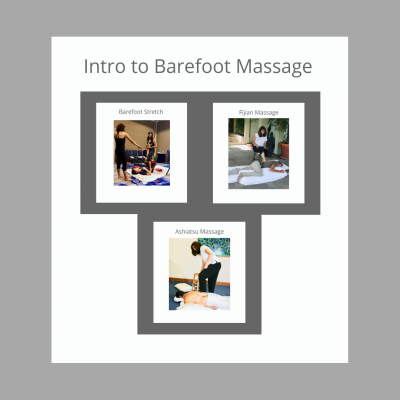 Barefoot Massage Training Intro