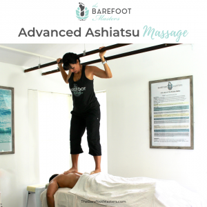 Advanced Ashiatsu Massage
