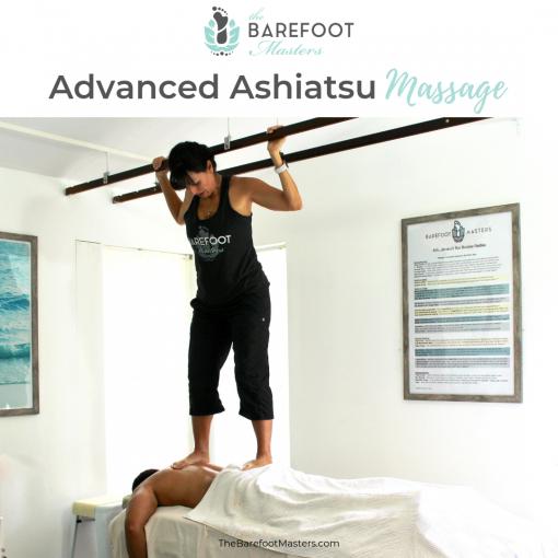 Advanced Ashiatsu Massage