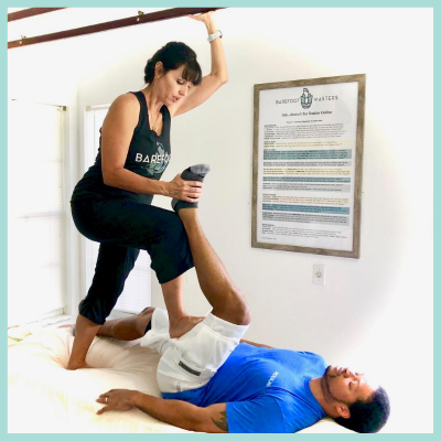 Barefoot Stretch Massage Ashi-Bars